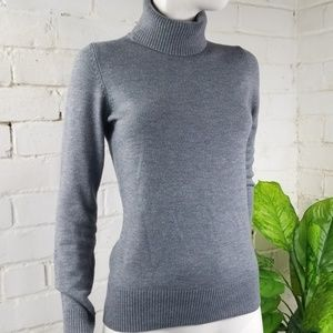 French Connection Turtleneck Sweater Medium